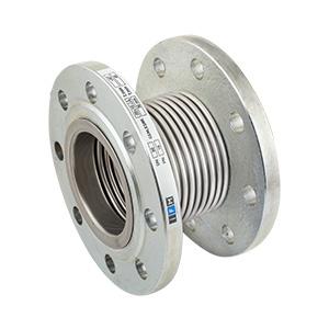 metal-koruklu-eksenel-kompansator-doner-flansli